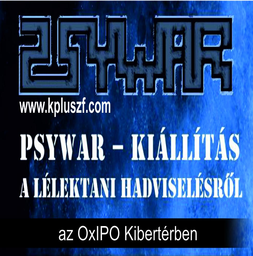 PSYWAR kiállítás